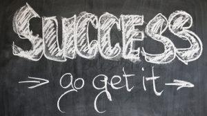 Success: Go Get It